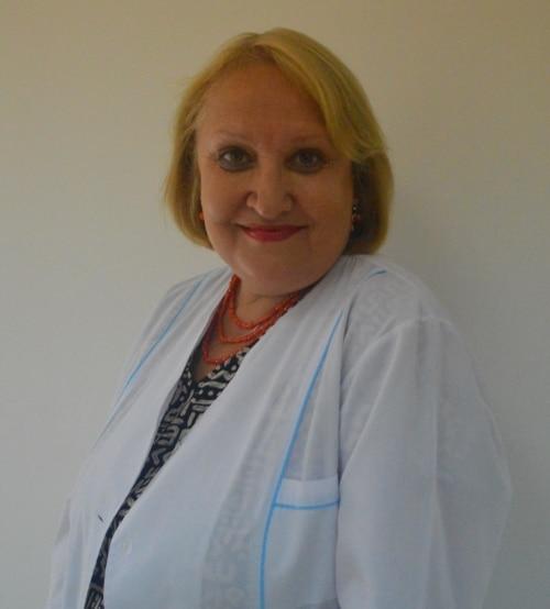 врача терапевта Шардина Ольга Петровна