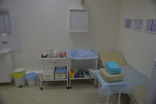 комната приема пациентов здоровье семьи