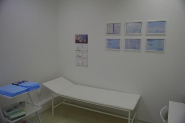 комната приема пациентов здоровье семьи2