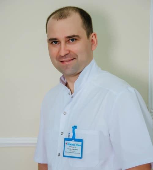 Врач-уролог в Тимашевске - Примостко Максим Сергеевич1