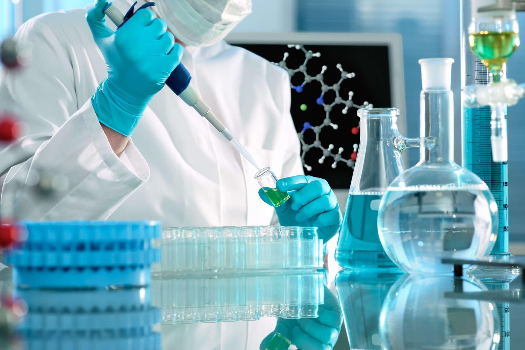 все виды лабораторных анализов