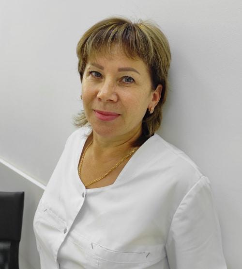 Бохан Светлана Андреевна